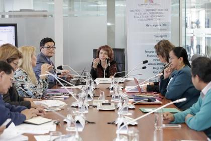 Comisión aprobó informe de denuncia de Convenio de Inversión con Italia