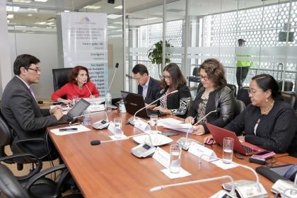 Relaciones Internacionales analizará articulado del Servicio de Protección Pública