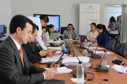 Comisión de Justicia se encargará de tramitar proyecto de reformas al COIP del Ejecutivo
