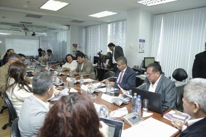 Varios temas de interés local fueron tratados en la Comisión de Biodiversidad
