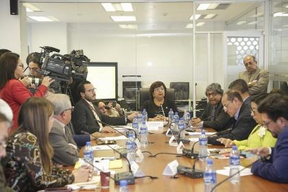 Asamblea Nacional, Ecuador, Comisión de ls Trabajadores, desvinculación, ministro de Educación,