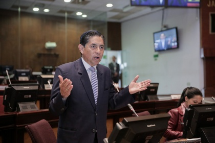En América Latina, 22% de la riqueza se encuentra en empresas offshore: Mauro Andino