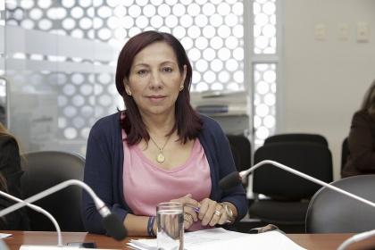 Se reactivan económicamente zonas afectadas por el terremoto: María Luisa Moreno