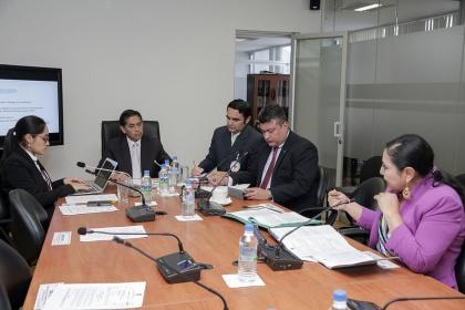Ecuador ejemplo en América Latina con la implementación de tipos penales