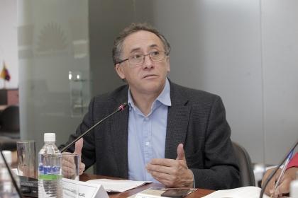 Asambleísta Miguel Carvajal. Foto Archivo
