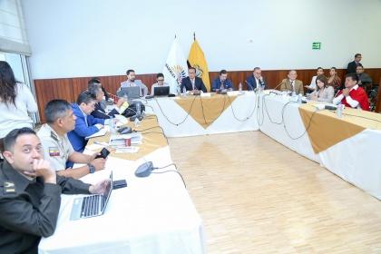 La implementación de tecnología en transporte fortalecerá seguridad vial, en Ecuador