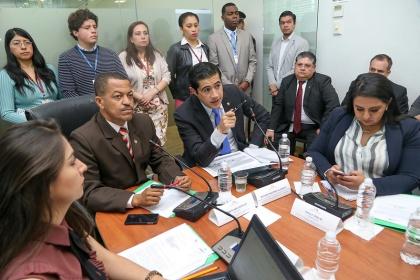 Comisión de Soberanía Alimentaria, Ministro de Finanzas
