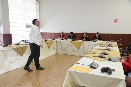 Doctrina de protección integral de niños fue expuesto en Comisión legislativa