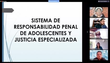 La responsabilidad penal en adolescentes podría ser a partir de los 14 años