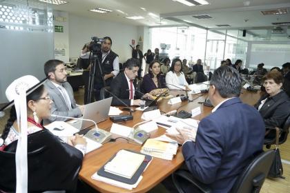 Comisión Ocasional para atender temas y normas sobre Niñez y Adolescencia
