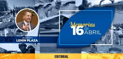 Memorias 16 de abril