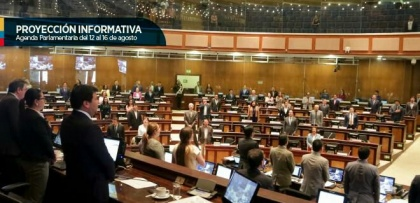 Fiscalización al Sistema Educativo y sustanciación de juicios políticos en agenda de comisiones