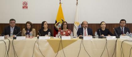 CAL. Asamblea Nacional. Elizabeth Cabezas