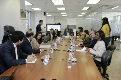 Comisión de Régimen Económico. Asamblea Nacional