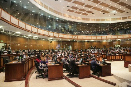 Asamblea Nacional, primera institución pública que no utilizará productos plásticos y de poliestireno de un solo uso