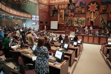 Legisladores coinciden en necesidad de proteger semillas nativas