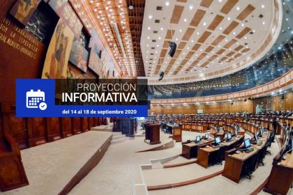 Conformación de Comisión de Fiscalización y seguimiento al proceso de supuesta venta del Banco del Pacífico, en agenda del Parlamento