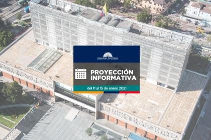 Asamblea Nacional reanuda tratamiento de proyectos de ley, fiscalización y control político