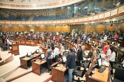 Asamblea exalta a Quito por sus 484 años de fundación
