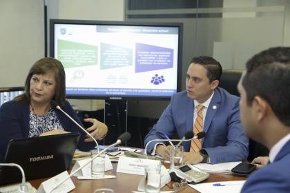 Harán seguimiento permanente a optimización del Estado y cuidarán que no afecte a familias ecuatorianas