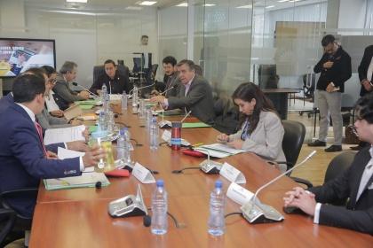 Representantes de BanEcuador y CFN explicarán programa de refinanciamiento de obligaciones con la banca pública