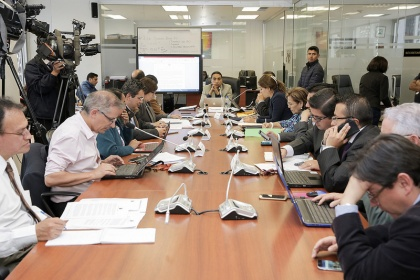 Por unanimidad aprobaron informe sobre Ley de Reestructuración de Deudas
