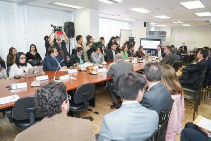 Representante del Colegio de Ingenieros Civiles de Ecuador dará observaciones a las reformas a la Ley de Contratación Pública