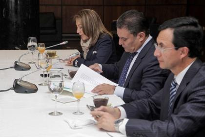 Delegación multipartidista se reunirá con Fiscal y Contralor Subrogante