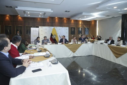 En cuatro días se construirá informe para segundo debate de proyecto económico-urgente