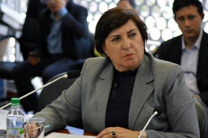 Asambleísta Rocío Albán presenta propuestas sobre la actividad mercantil y comercio