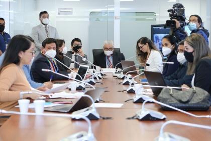 Comisión del Derecho a la Salud, Plan General de Trabajo para el año 2021