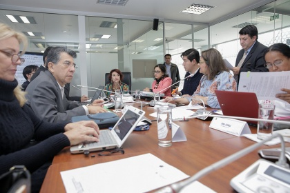 Comisión de Relaciones Internacionales aprobó informe de proyecto que regula a entidades de seguridad ciudadana