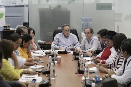 La Comisión de Soberanía Alimentaria ejecutará la mesa de diálogo nacional del proyecto de Ley de Semillas. Foto - Archivo