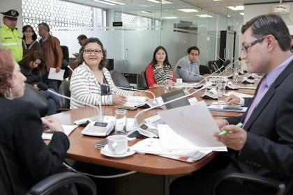 La Comisión de Relaciones Internacionales se encarga del estudio de los acuerdos suscritos con otros países. Foto - Archivo