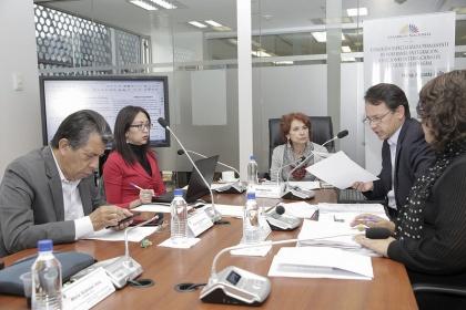 Comisión de Soberanía, Integración, Relaciones Internacionales y Seguridad Integral
