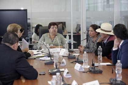 Mesa de Diálogo, Comisión de los Trabajadores