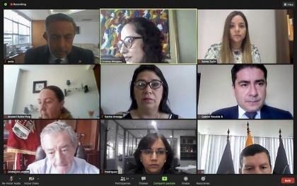 Comisión de los Trabajsores, reformas a la Ley de Seguridad Social, Samia Tacle,