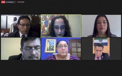 Listo informes para primer debate a favor de afiliados y jubilados de Galápagos y de defensa de derechos colectivos de trabajadores