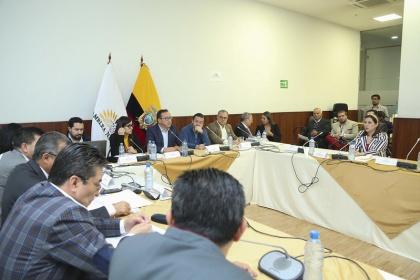 Comisión retoma informe para segundo debate de reformas a la Ley de Tránsito