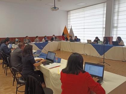 Comisión Administrativa, CAL, reforma LOFL