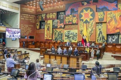 Pleno de la Asamblea Nacional inicia el tratamiento de instrumento internacional sobre propiedad intelectual