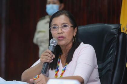 Presidenta de la Asamblea participará en la conmemoración de los 486 años de Fundación de Guayaquil