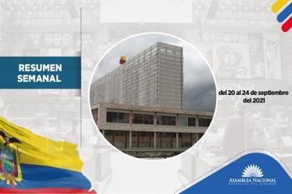 Guadalupe Llori: Cumplimos con nuestros hermanos de Esmeraldas y Manabí, el Pleno ratifico la Ley de Reactivación Económica